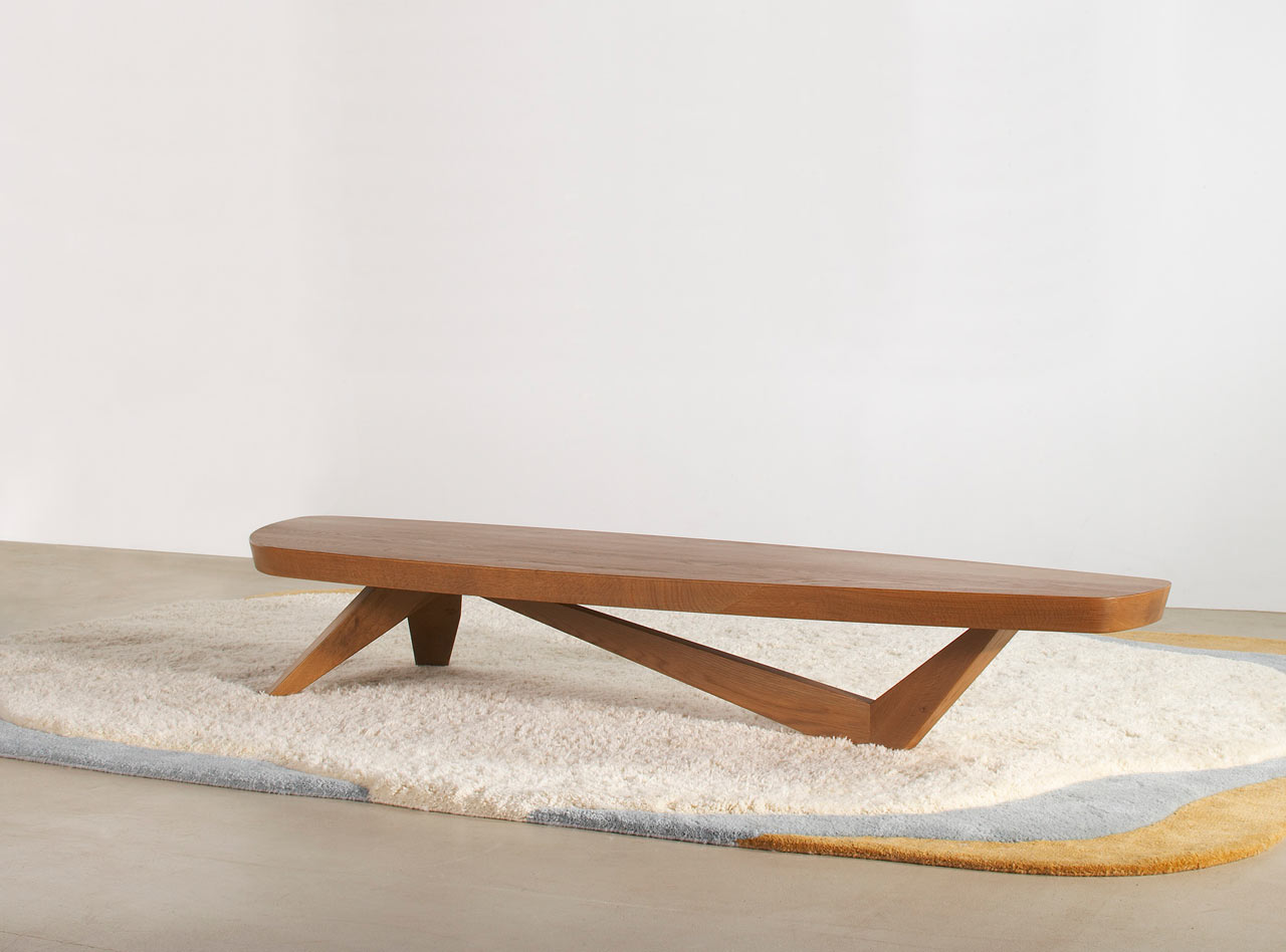 Moby Coffee Table From Angela Adams Design Milk - Angela coffee table