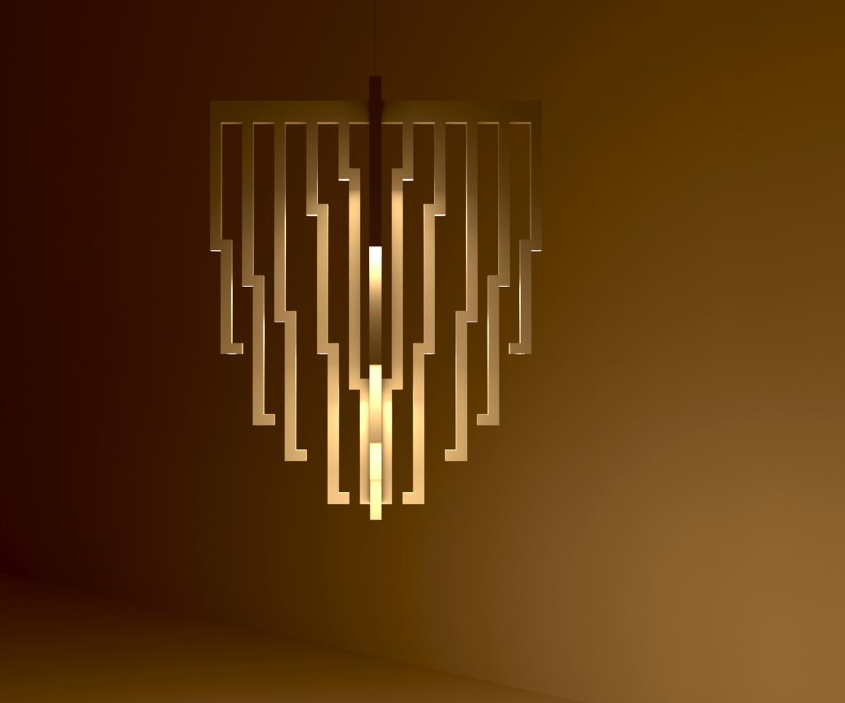 Optimus Lamp by Tcherassi Vilató