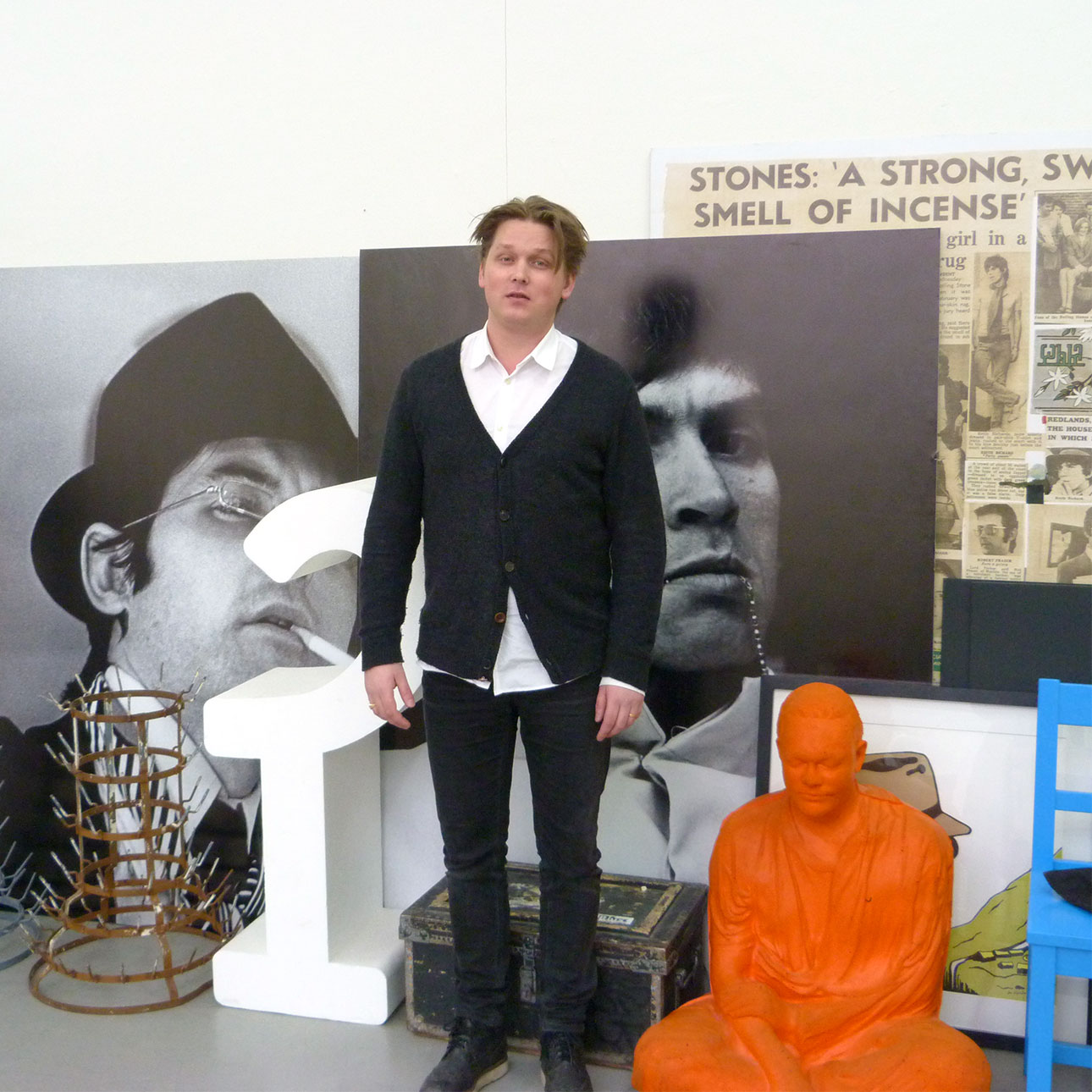 Interview with Petter Johansson at Stockholm Design Week