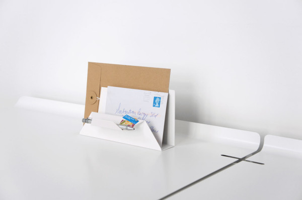 Post Point Desktop Letter and Pen Holder in main home furnishings  Category