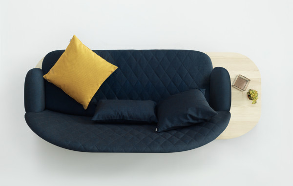 Rise Sofa by Note Design Studio for Fogia in main home furnishings  Category