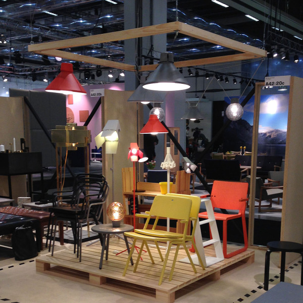 Favorites from Stockholm Furniture Fair 2014 in main home furnishings  Category