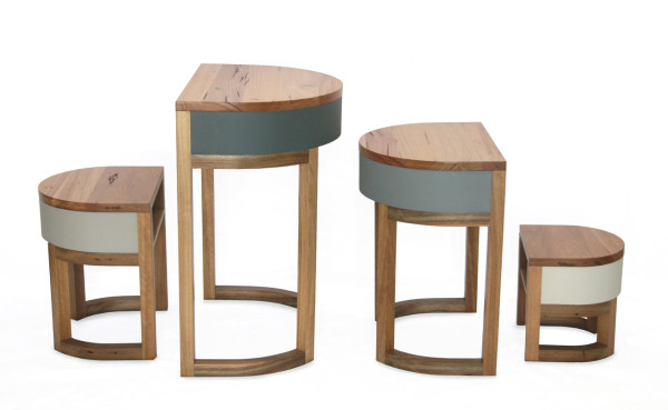 Tables Four Two by Sheree B Product Design in main home furnishings  Category