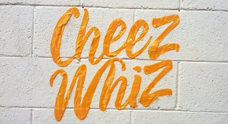 Household Brands Become Tasty Street Art