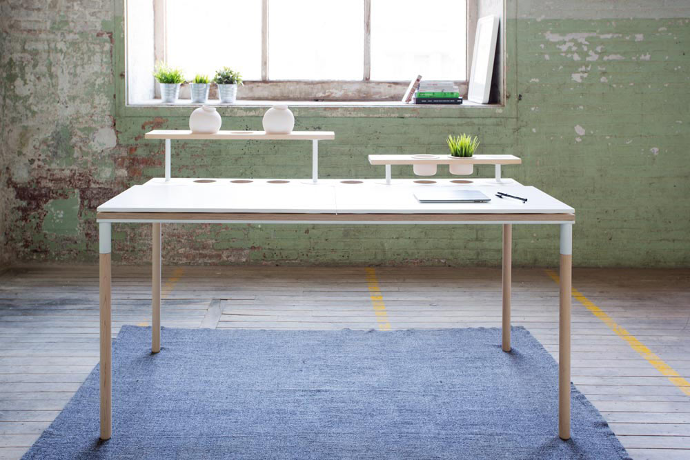 A Desk That Takes Multifunctional to a Whole New Level