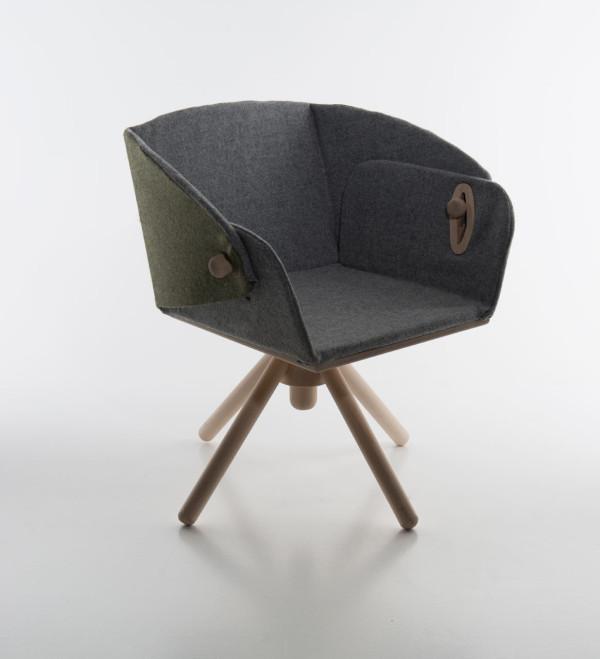 The Stockholm Chair by Karen Naalsund