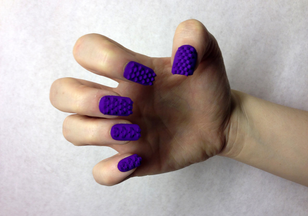 3D Printing Might Just Change Your Manicure - Design Milk