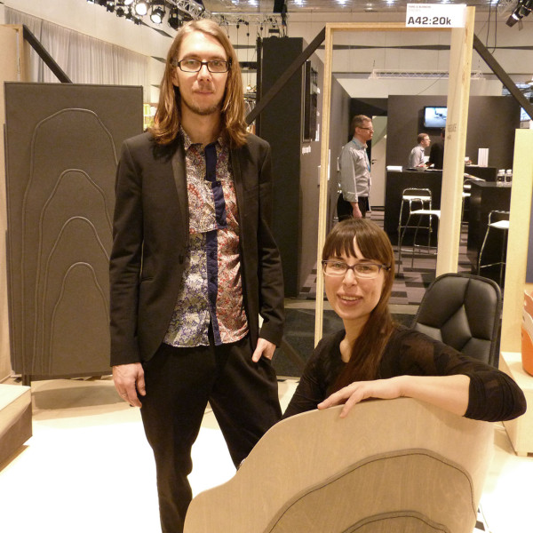 Twelve at the Stockholm Furniture Fair in main interior design home furnishings  Category