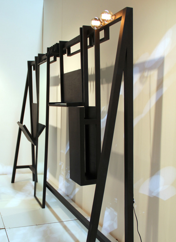 WIRT: A Sleek Storage Solution For the Hallway in main home furnishings  Category