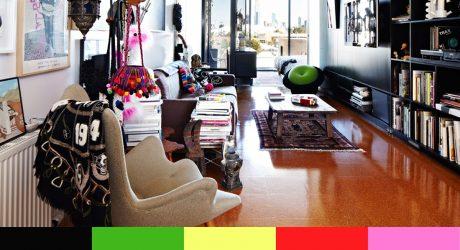 Home of Designers Shauna Toohey and Misha Hollenbach
