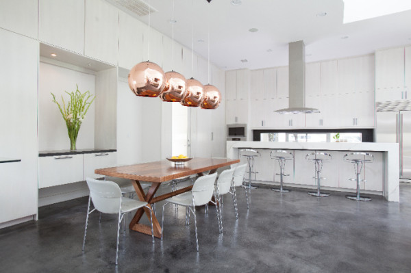 12 Rooms with Copper Pendants in main interior design home furnishings  Category
