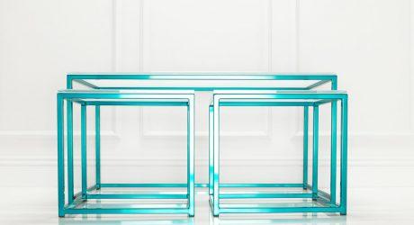 Modern Metallics Meet Minimalism With Cromatti