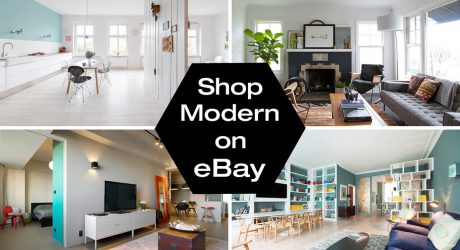 Finding Modern Style for your Space on eBay