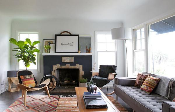 Interior by Veneer Designs \\\ Photo by Amy Bartlam