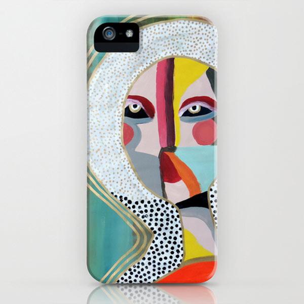 fine-art-face-iphone-case