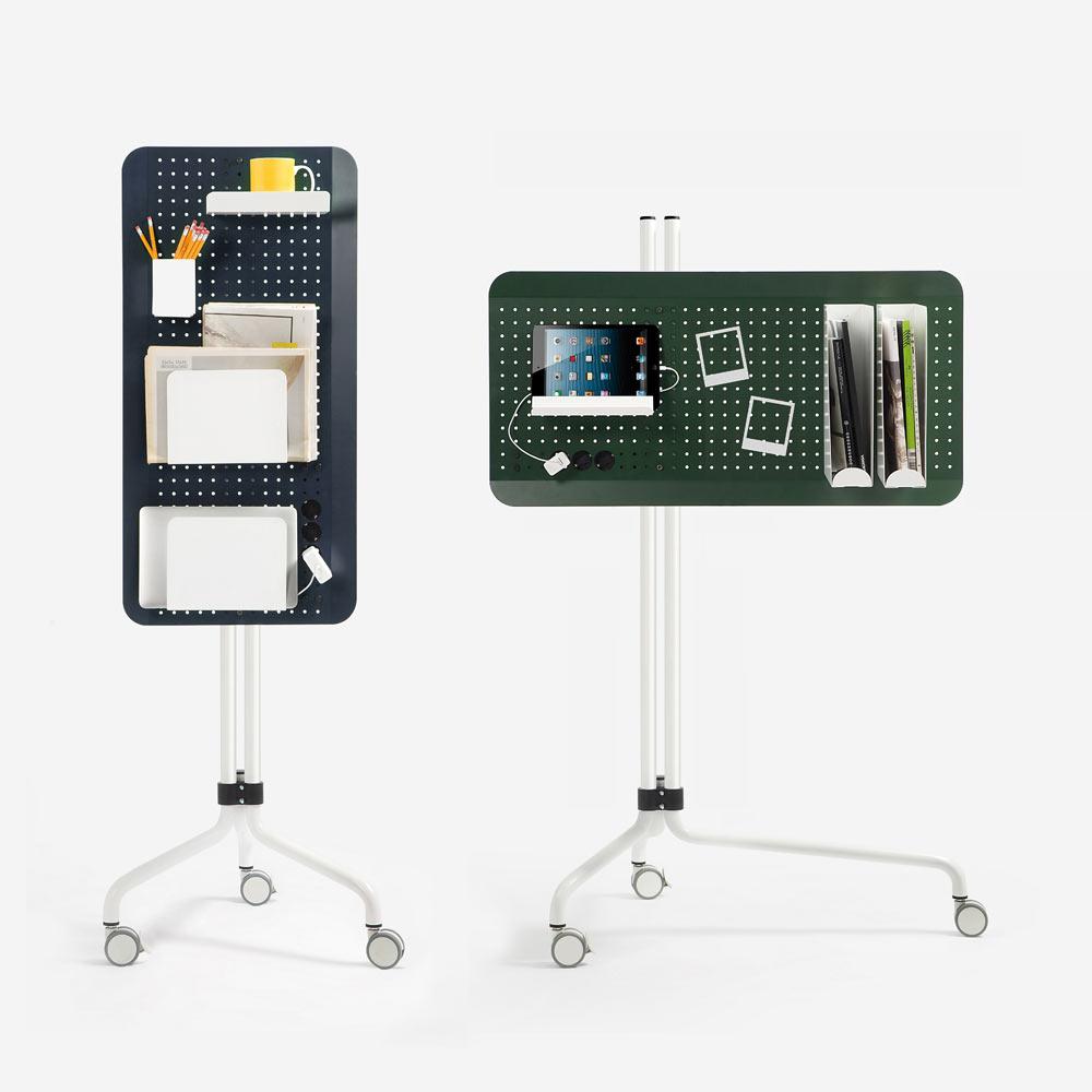 Islands Multifunctional Office Element by Jordi Blasi