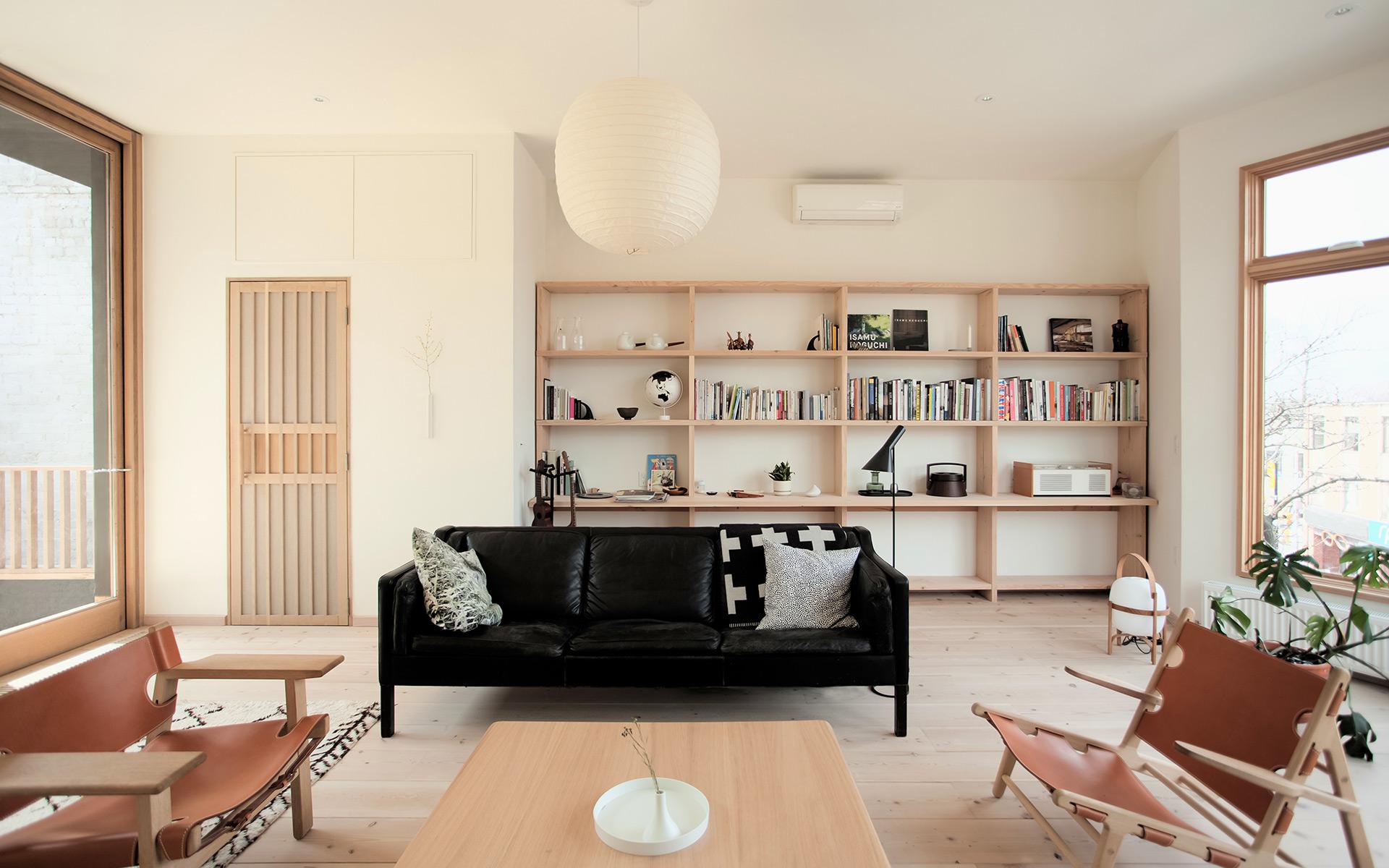 Mjölk House by Studio Junction