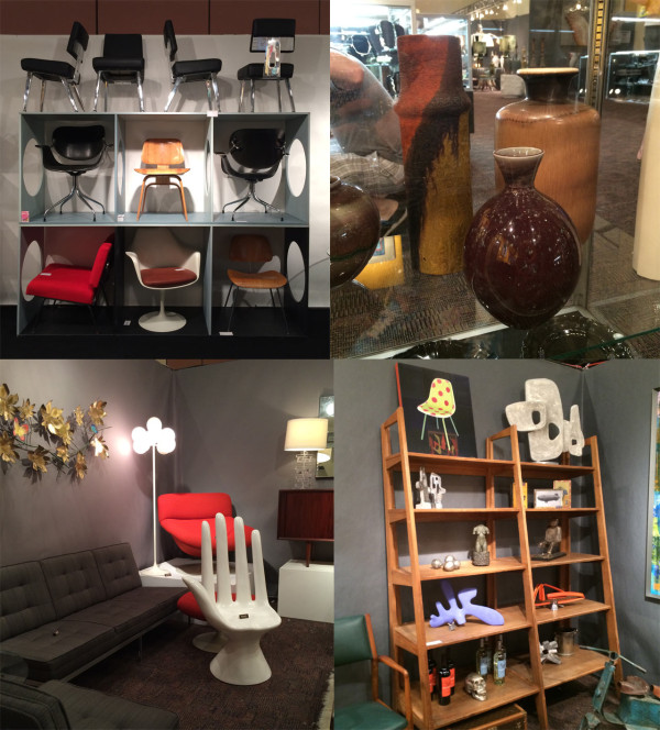 Palm Springs Modernism Show and Sale