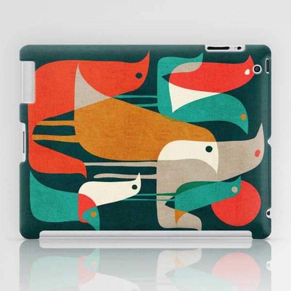 retro-birds-ipad-case