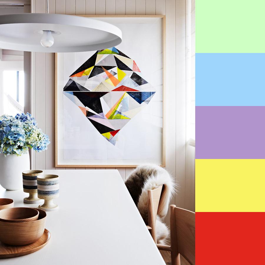 Stylist Simone Haag's Home