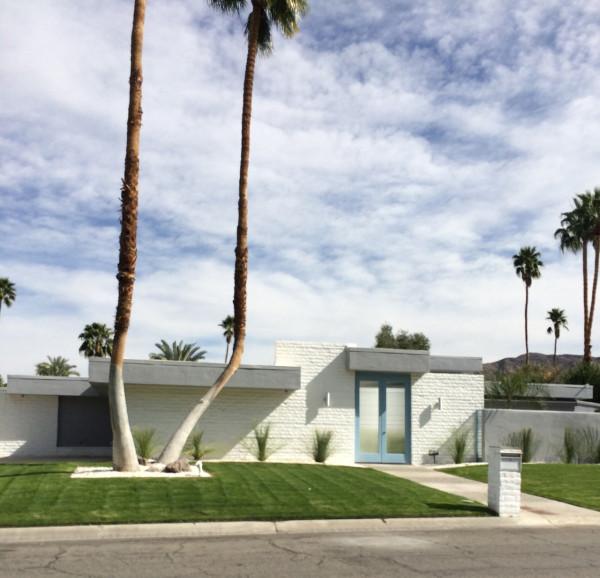 Modern in Palm Springs