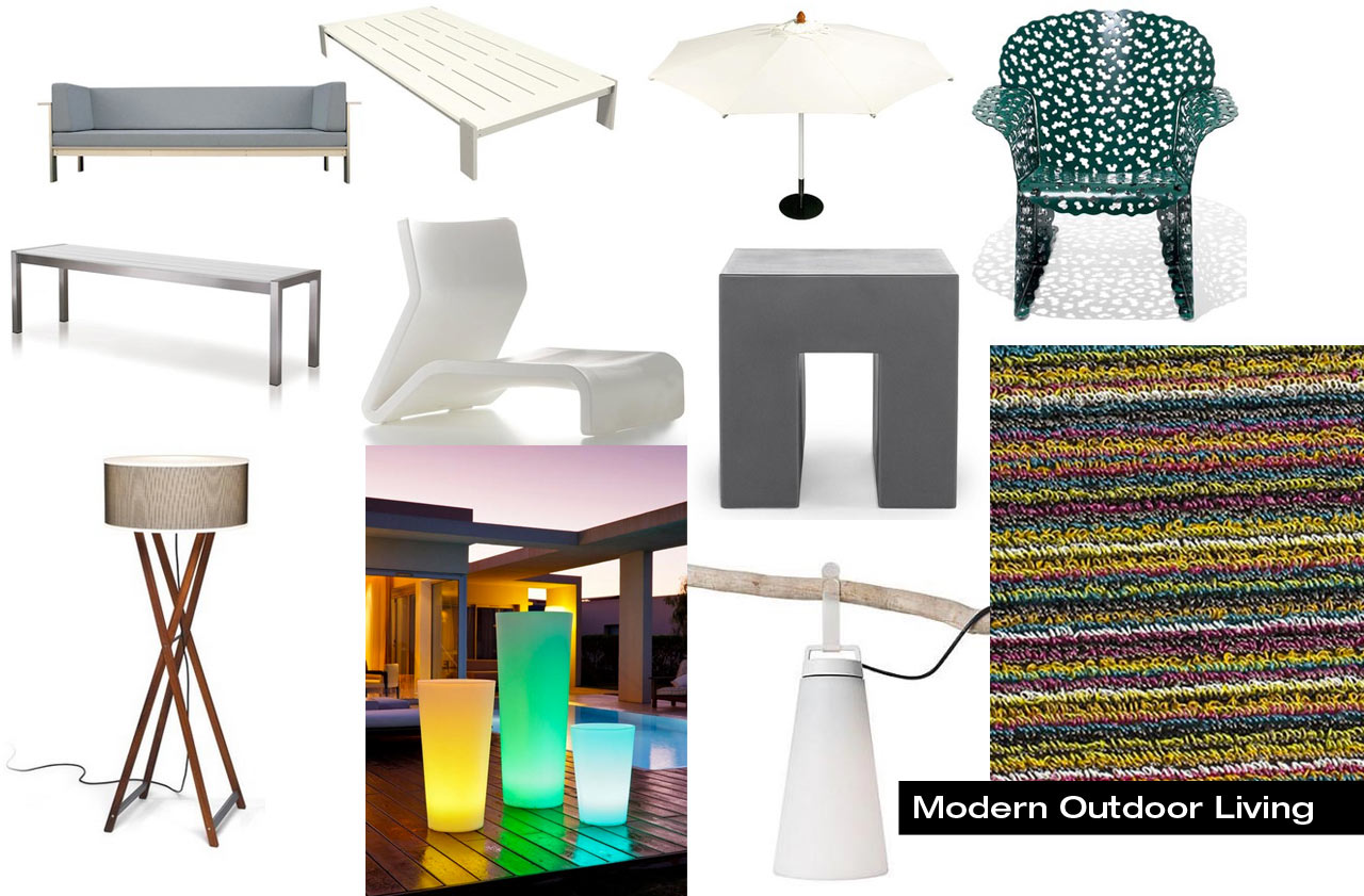 Make The Best of Outdoor Living with 2Modern