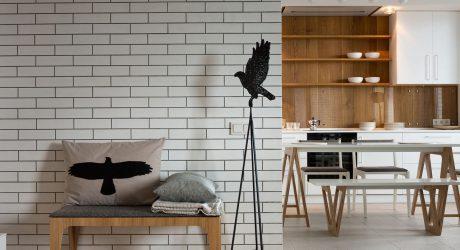 Apartment with the Birds by Olena Yudina