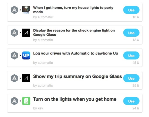 Automatic Lets You Safely Tweet + Update Facebook Status While Driving in technology main  Category