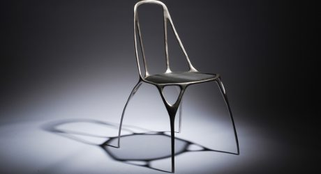 Sculptural Chairs Inspired by Art by Benjamin Nordsmark