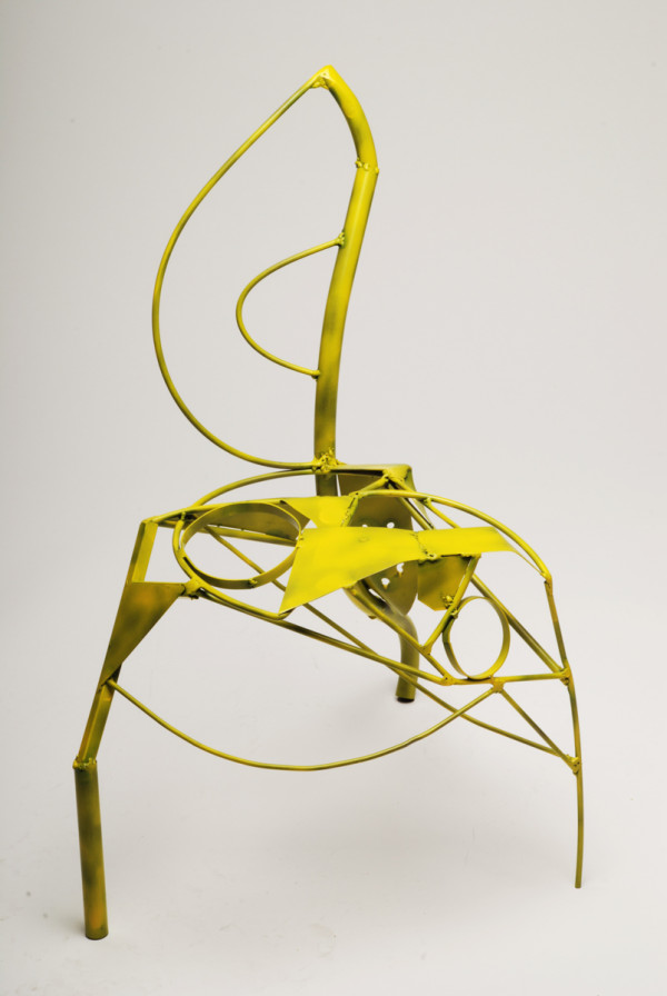 Benjamin Nordsmark Picasso Chair 2