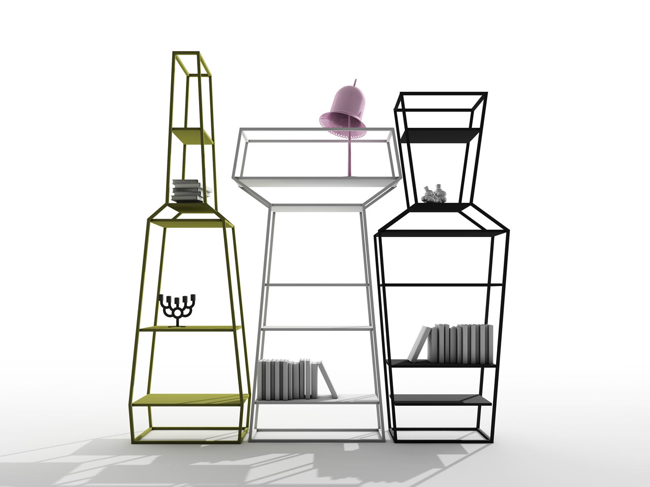 New Designs from Bonaldo