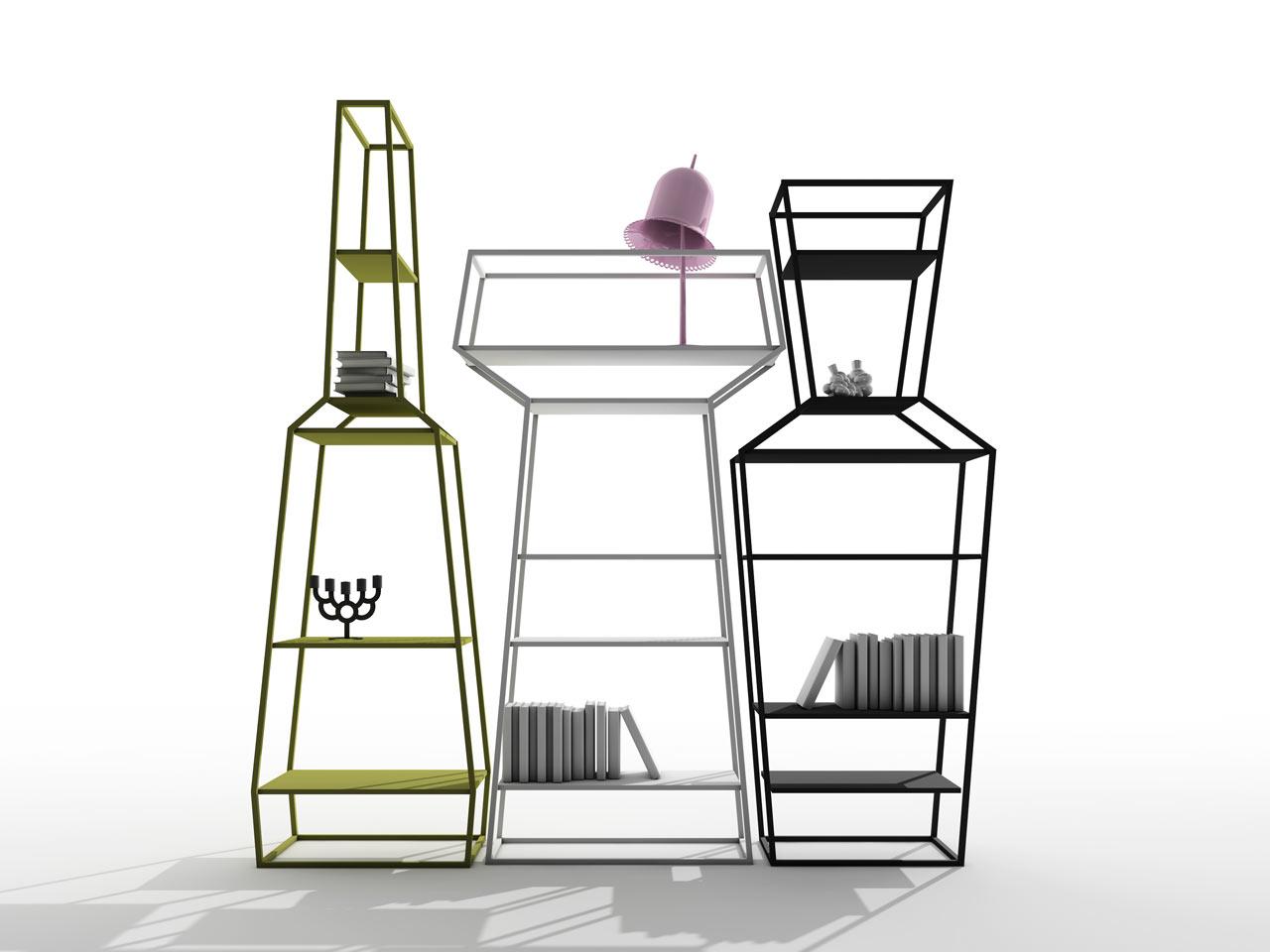 New Designs from Bonaldo