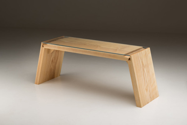 Broken: Furniture that Explores the Defects in Wood in home furnishings Category