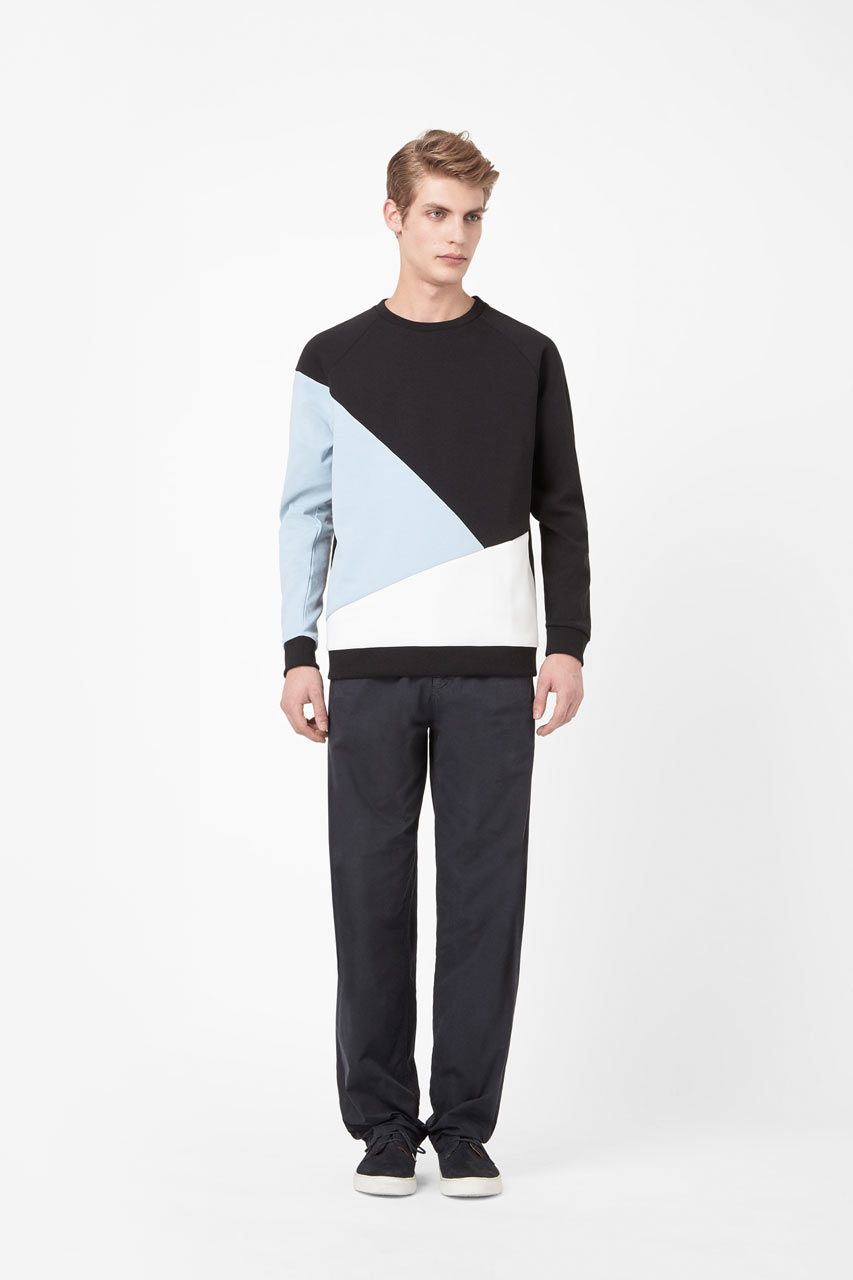 COS-HM-Clothing-8-Block-Colour-Sweatshirt