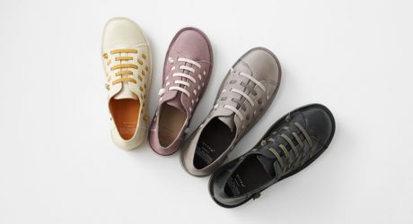 New Shoes for Camper Designed by Nendo