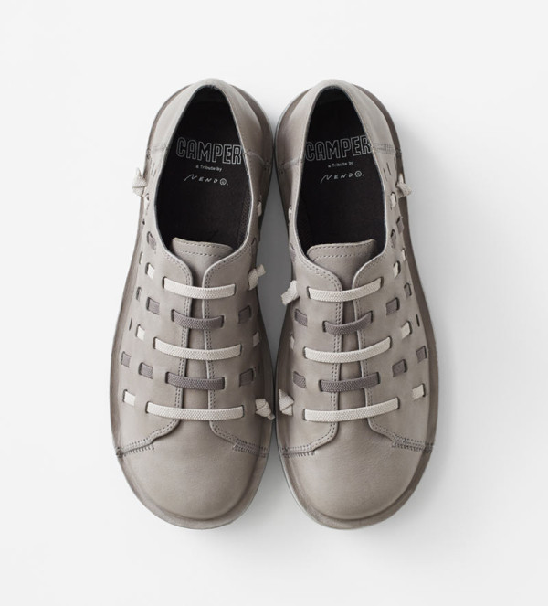 New Shoes for Camper Designed by Nendo in style fashion Category