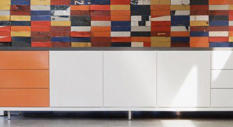 12 Creative Kitchen Tile Backsplash Ideas
