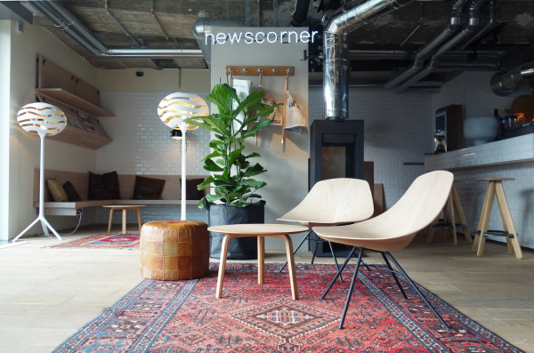 Interior Design Berlin 25hours hotel berlin design