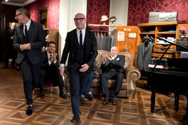Photo courtesy of Dolce & Gabbana
