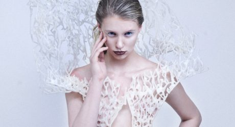 Francis Bitonti's 3D Printed Dress You Can Print at Home