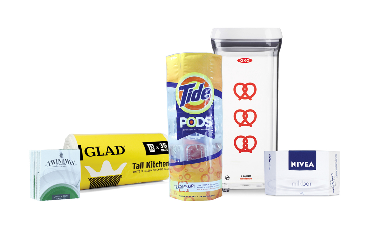 Redesigned Consumer Packaging Disappears To Eliminate Waste