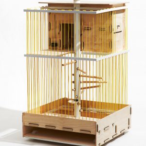 Raise Chickens in the City with This Urban Chicken Coop