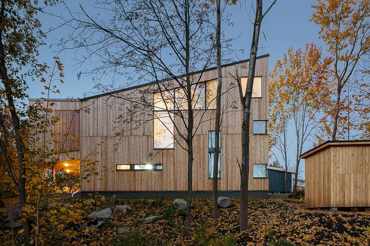 A Multigenerational House in Helsinki, Finland