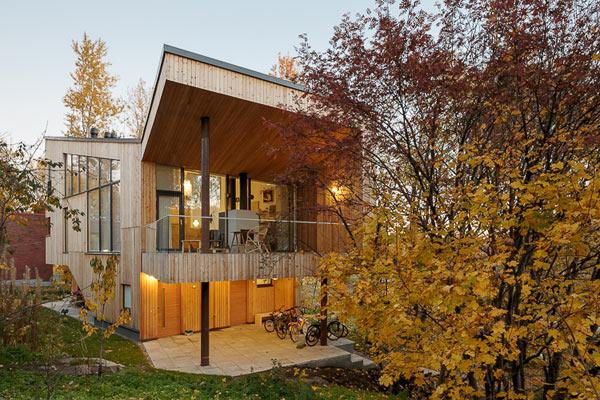 a multigenerational house in helsinki finland design milk