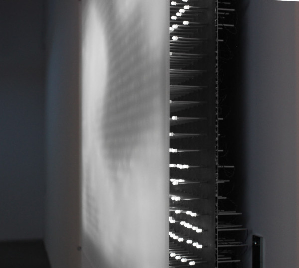 Light Topography Clouds, 2014 (detail)