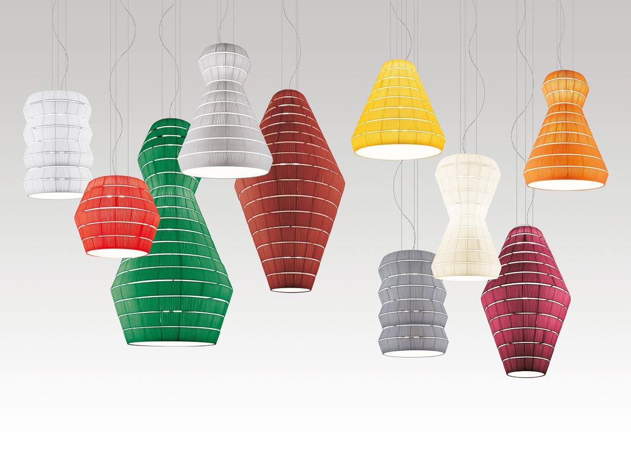 Layers: Lighting by Vanessa Vivian for Axo Light