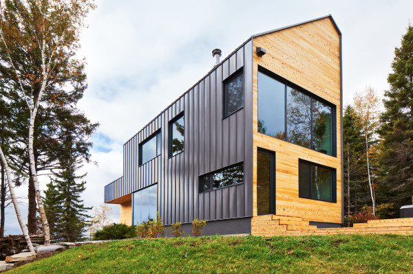 A Modern Barn Like House by MU Architecture in main architecture  Category