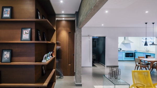 Family Apartment Becomes A Spacious Apartment for One in main interior design architecture  Category