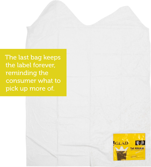 Redesigned Consumer Packaging Disappears To Eliminate Waste in technology main home furnishings art  Category