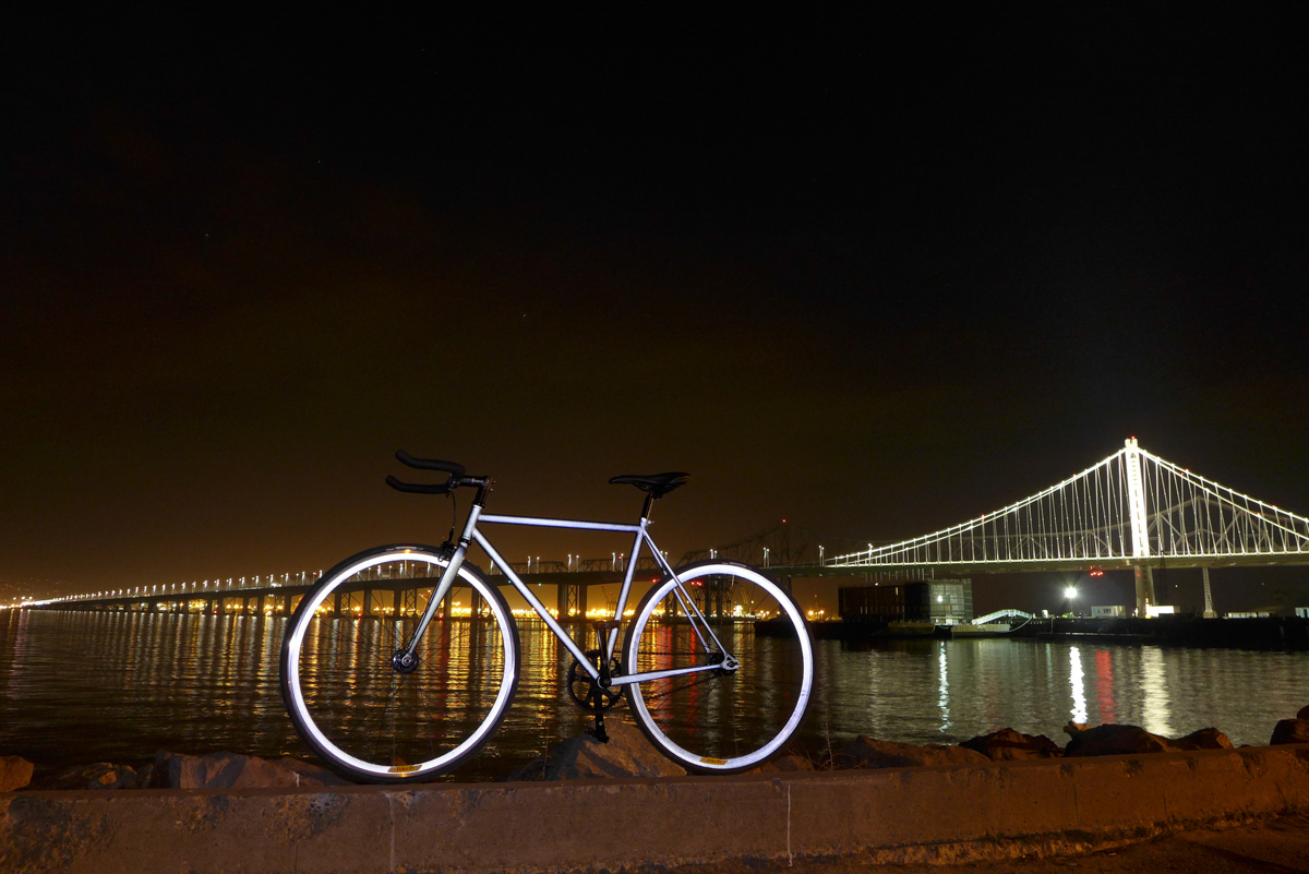 Lumen Makes Night Biking Safer in Cities